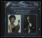 411804 Kyung-Wha Chung (v) Chicago SO Solti Berg VC/Bartok VC No 1