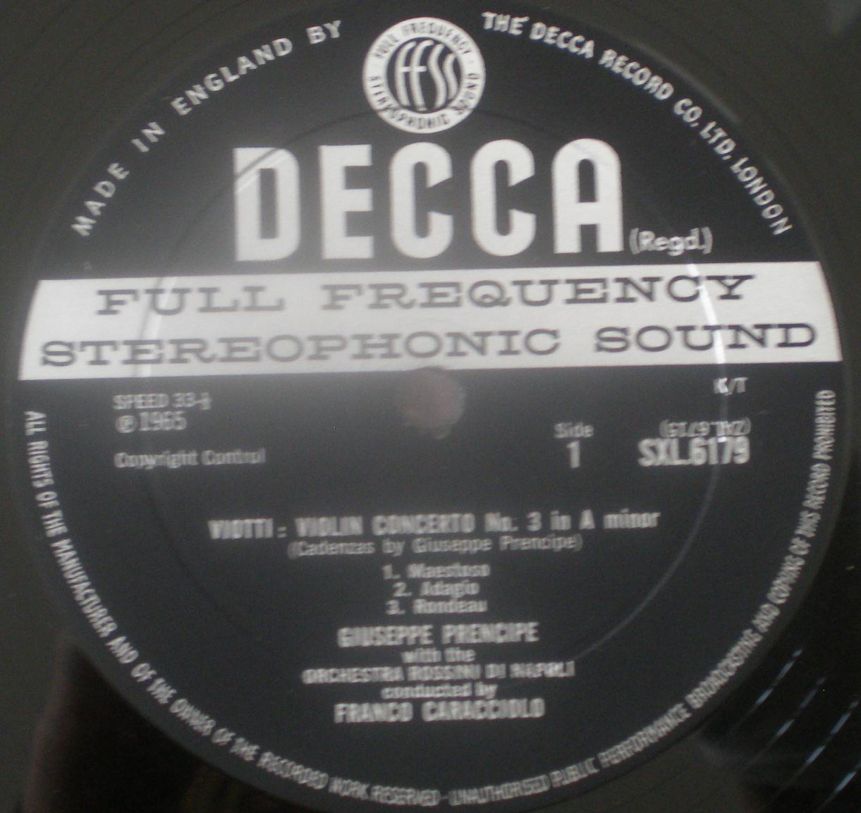 Decca Decca Records | Decca Label | The Decca Record Label